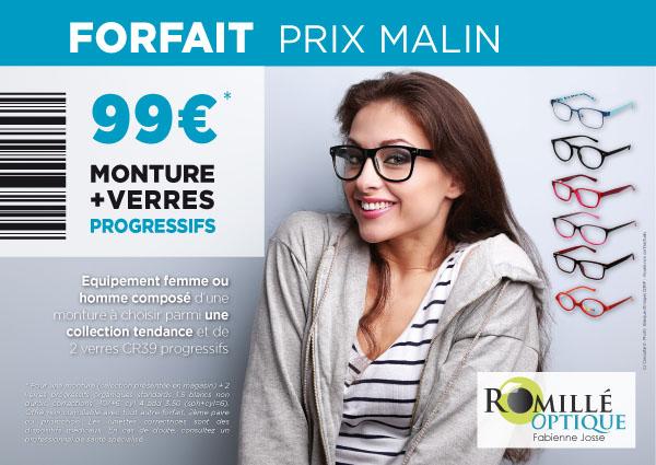 PACK 99€    MONTURE + VERRES PROGRESSIFS 3345a19bfce9